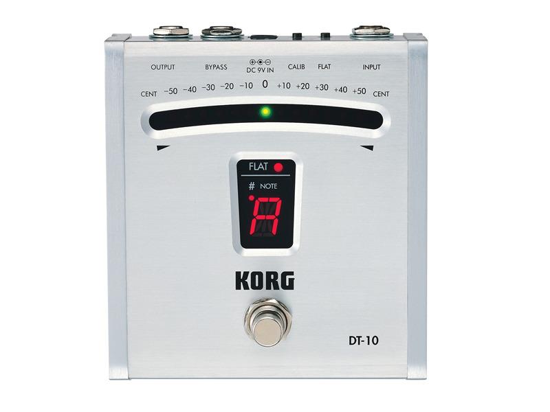 Afinador Korg DT-10