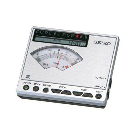 Afinador Cromático Seiko SAT 1100