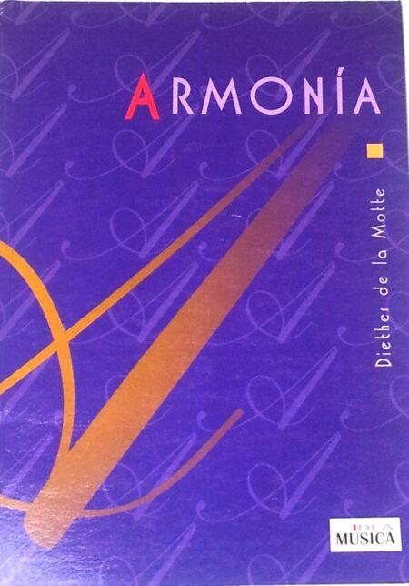 Armonía Diether de la Motte