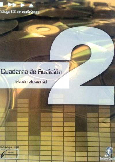 Cuaderno de audición Vol. 2
