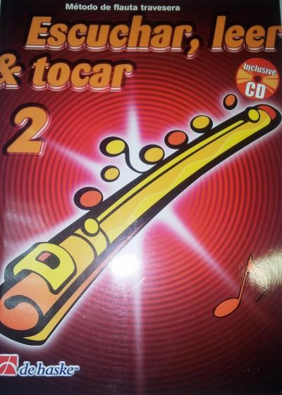 Escuchar, leer y tocar flauta travesera 2