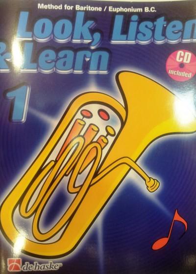 Écouter, lire & Jouer 1 Método de trombón Castelein