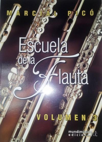 Escuela de la flauta 3