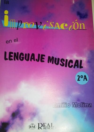 La improvisación en el lenguaje musical 2A
