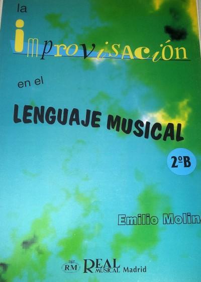 La improvisación en el lenguaje musical 2B