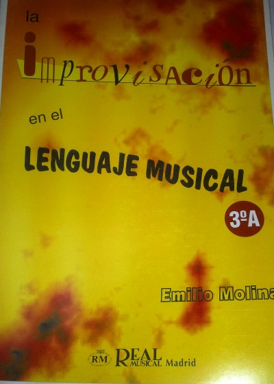 La improvisación en el lenguaje musical 3A