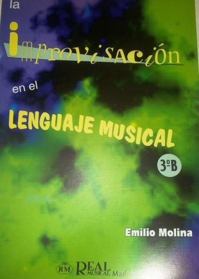 La improvisación en el lenguaje musical 3B