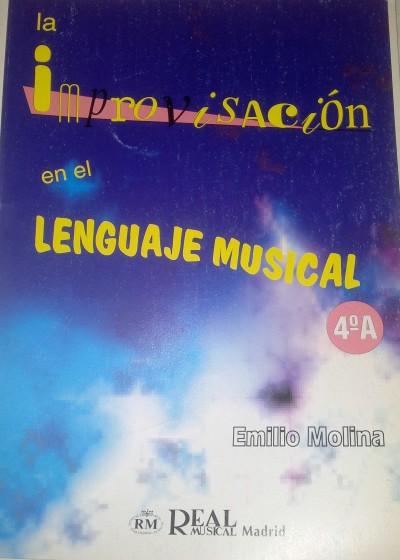 La improvisación en el lenguaje musical 4A