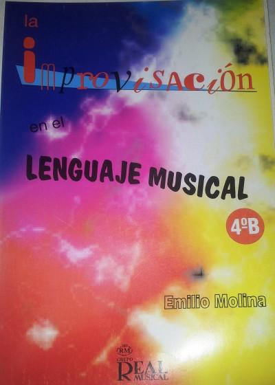 La improvisación en el lenguaje musical 4B
