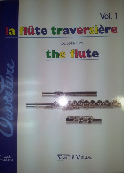 La flauta travesera Vol. 1