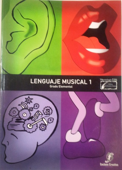 Lenguaje Musical 1 Grado elemental