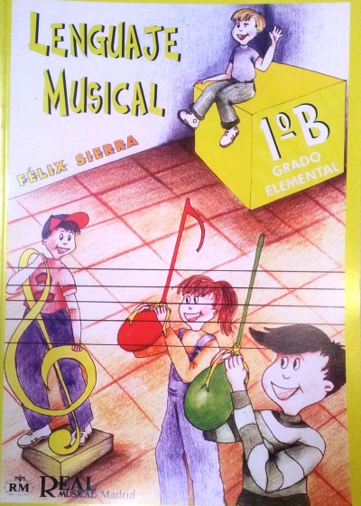 Lenguaje Musical 1º B