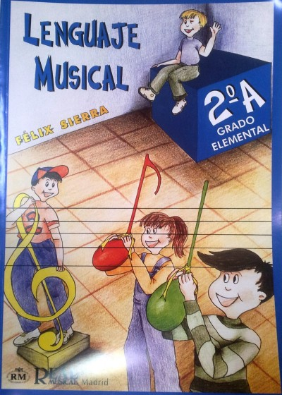 Lenguaje Musical 2º A