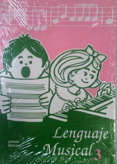 Lenguaje Musical 3 Galofré Mora