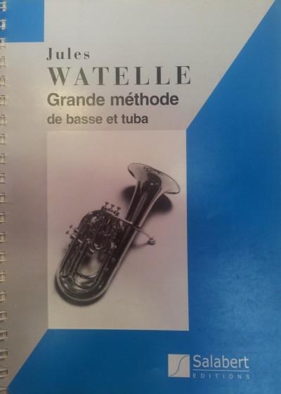 Gran método de tuba Jules Watelle