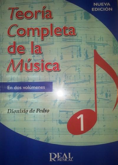 Teoría completa de la música 1