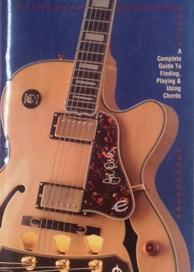 Guía de acordes de guitarra Epiphone