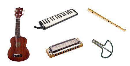 Instrumentos varios