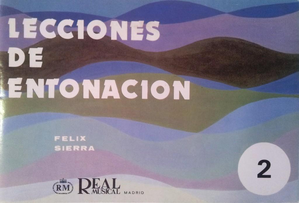Lecciones de entonación 2 Felix Sierra