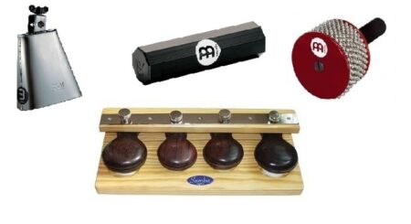 Percusión varia