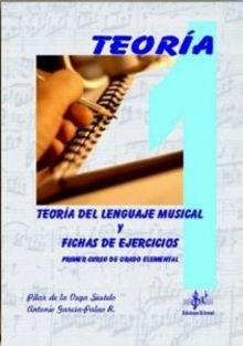 Teoría del lenguaje musical y fichas de ejercicios 1