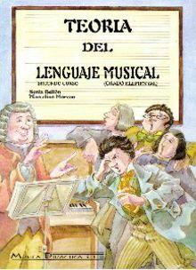 Teoría del lenguaje musical 2do curso Bellón