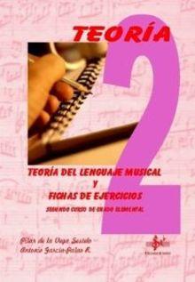 Teoría del lenguaje musical y fichas de ejercicios 2