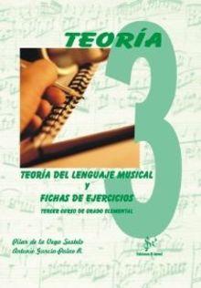 Teoría del lenguaje musical y fichas de ejercicios 3