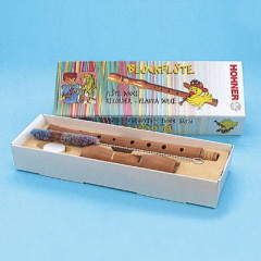 Flauta dulce Hohner Mod. 9501