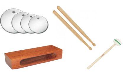 Accesorios percusión