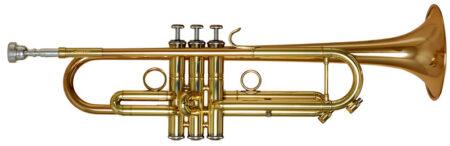 Trompeta en Do Fides Pioneer Lacada